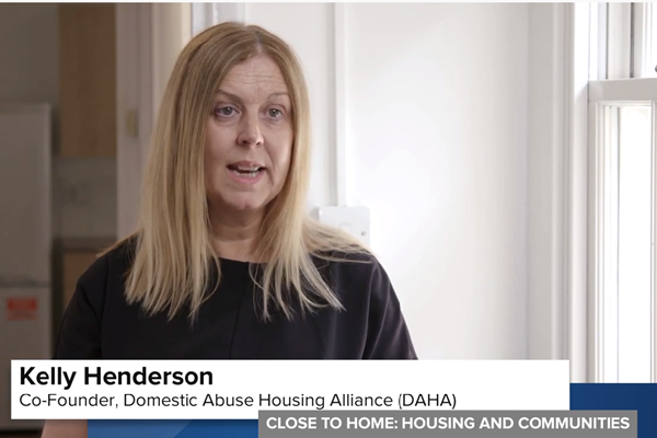 Video: Why cuts to women's refuges means an increase in homelessness